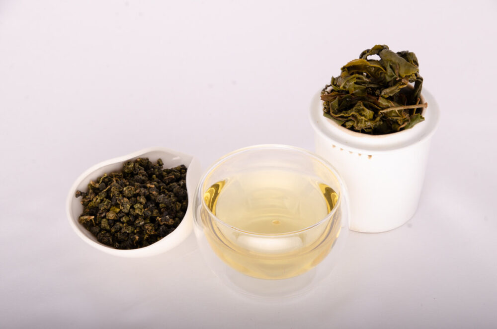 Jade Mountain Taiwan High Mountain Oolong Tea