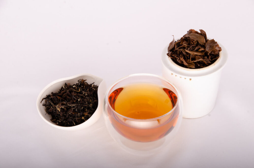 Eastern Beauty Taiwan Oolong Tea