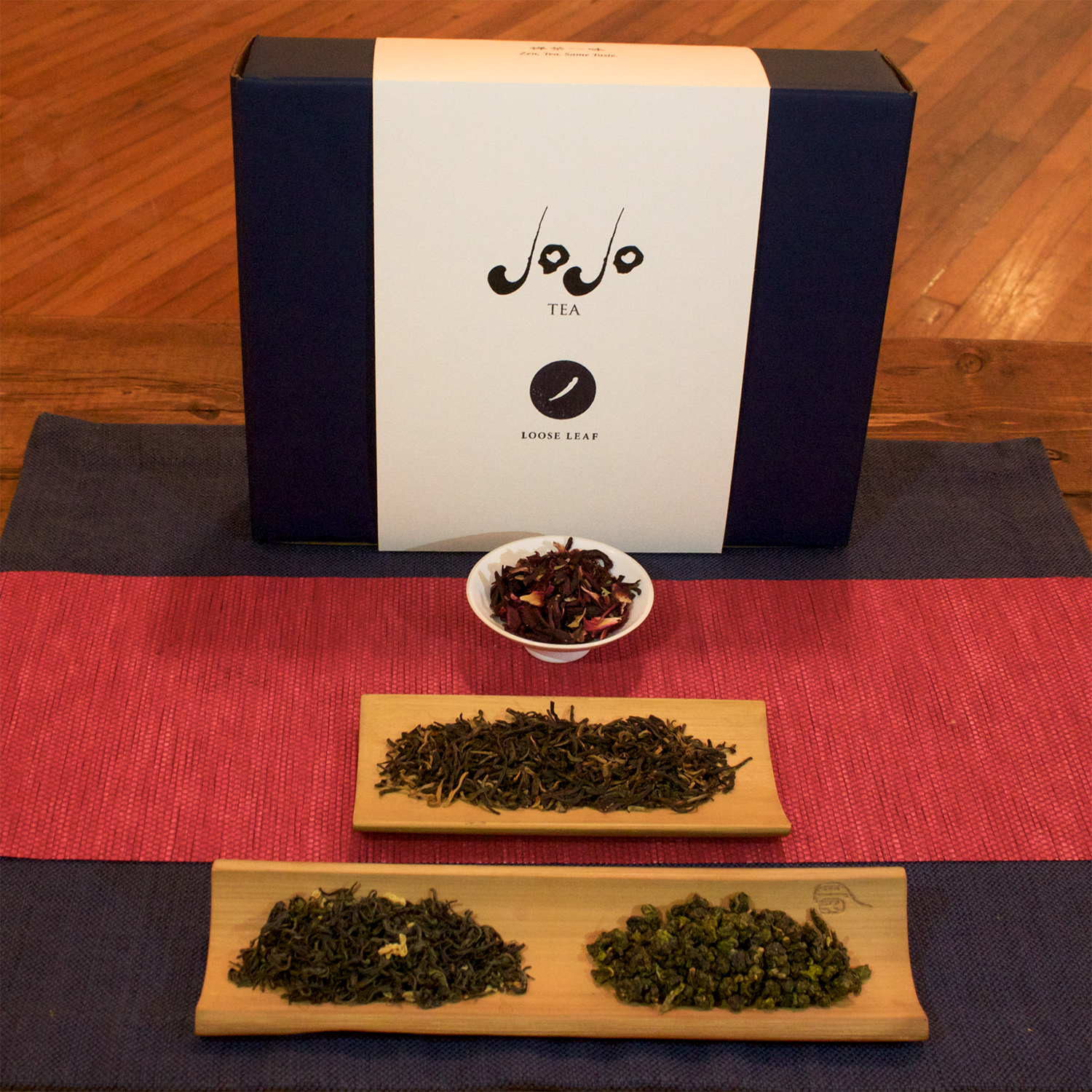 Loose Leaf Tea Gift Box Jojo