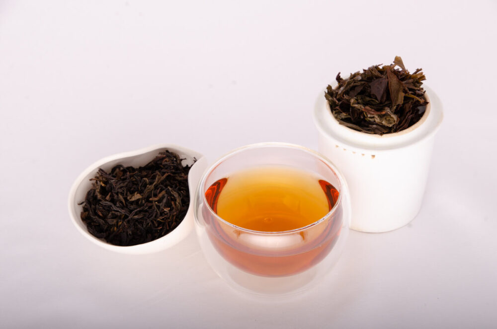 Shui Xian Rock Oolong