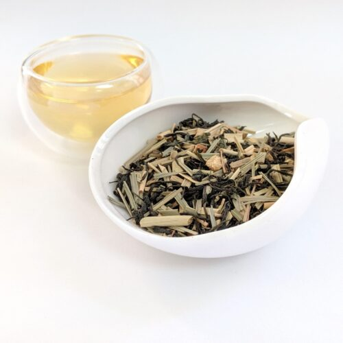 Three Senseis Green Tea Lemongrass Blend