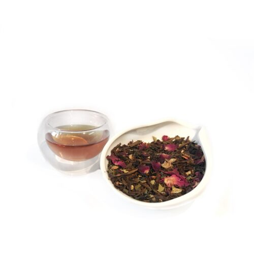 Papa Chang's Toasted Green Tea Blend