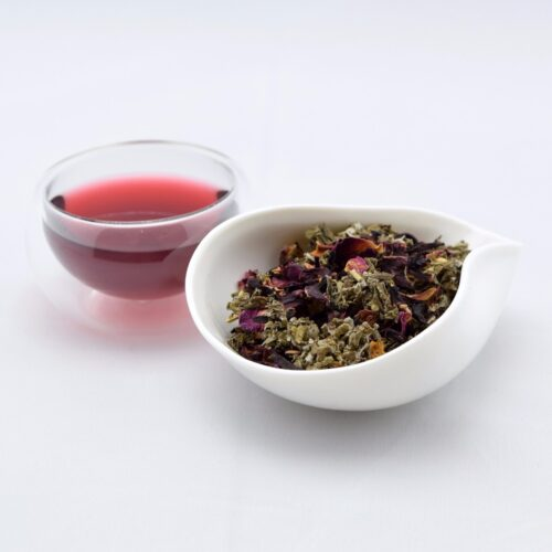 Sheva Hibiscus Rose Herbal Blend